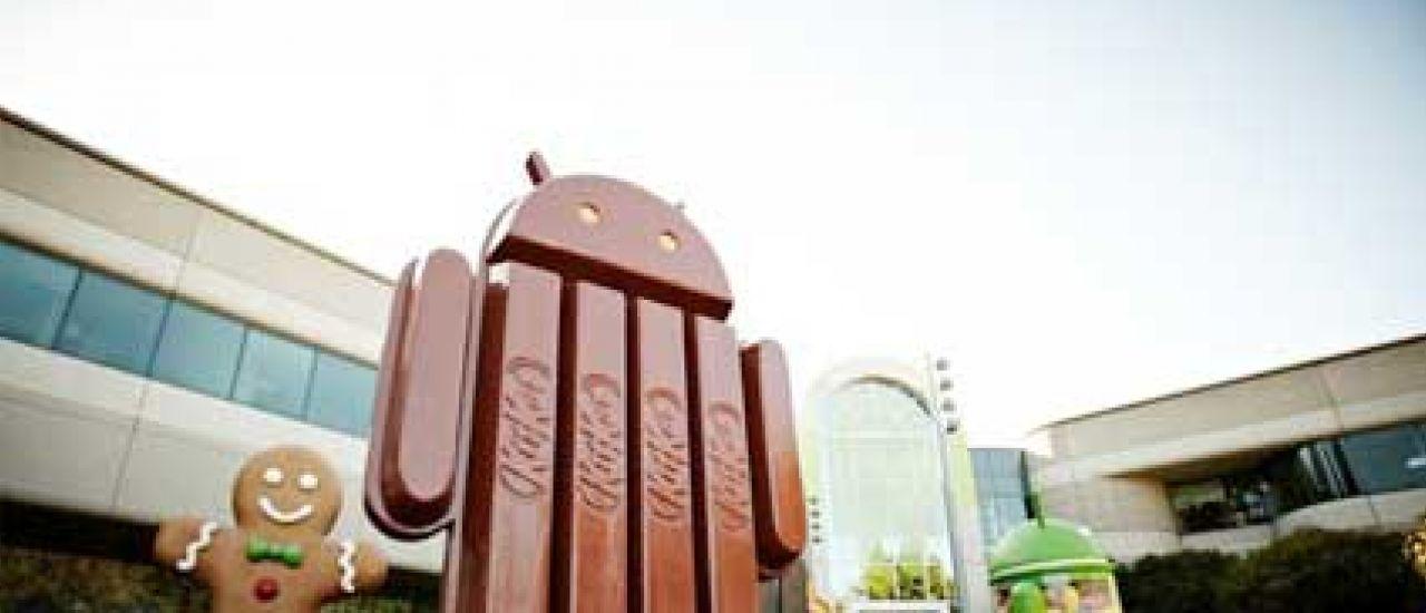 Les nouveautés Android KitKat