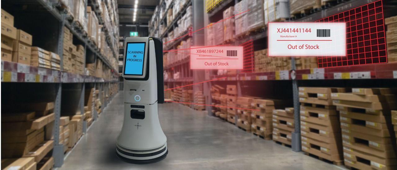 Les robots arrivent dans les rayons de nos supermarchés