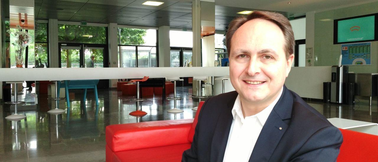 Jérôme Péré, l'entrepreneur tombé dans la marmite numérique