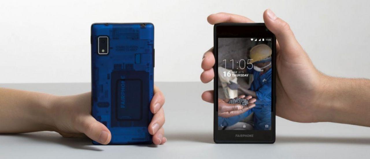 Fairphone 2 : modulaire et éthique