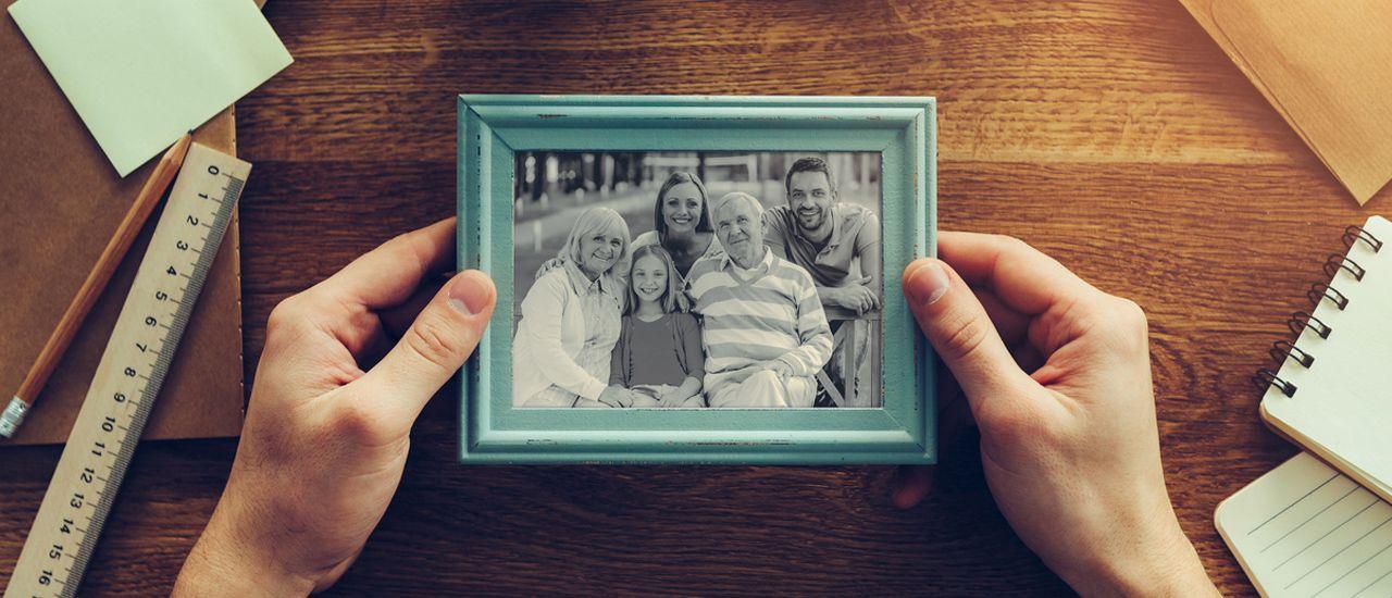 Numériser ses souvenirs : photos de vacances, vinyles de sa jeunesse, vidéo de mariage...