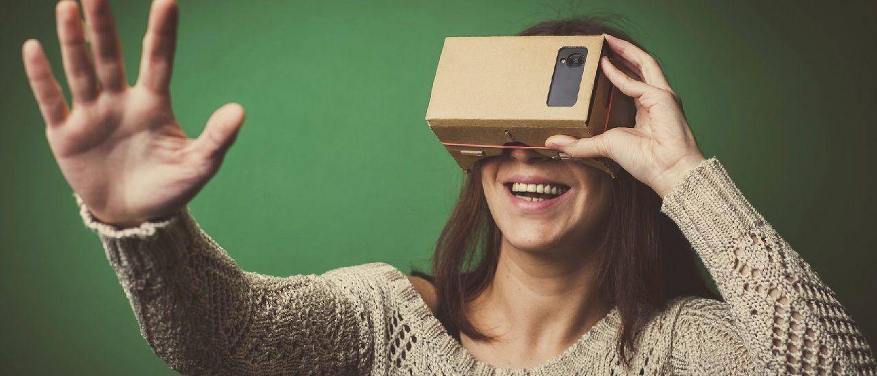 Les casques de réalité virtuelle : c'est maintenant !