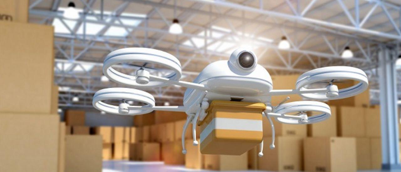 Livraison par drone : bientôt une réalité ?