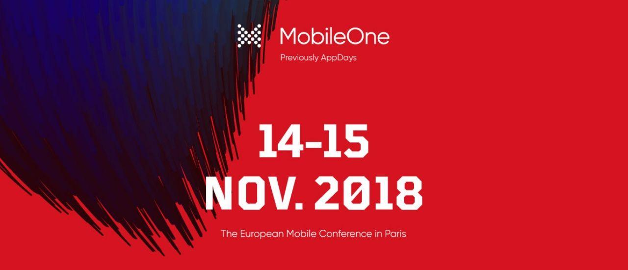Le Mobile One Paris 2018, pour découvrir toutes les innovations de l'écosystème mobile