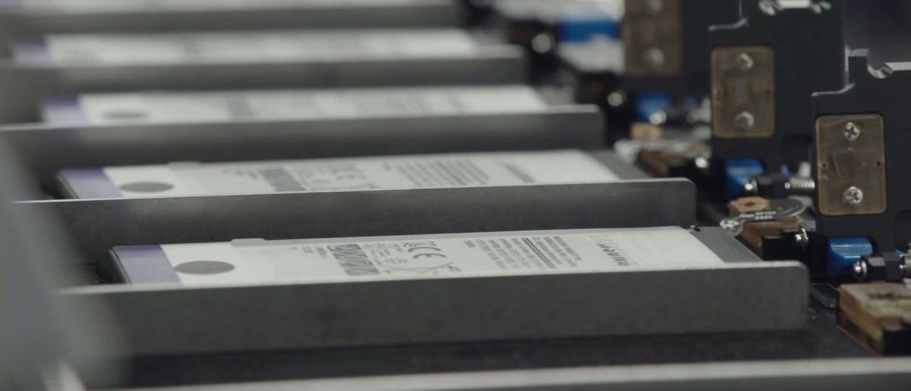 Batterie : les nouvelles normes de sécurité Samsung