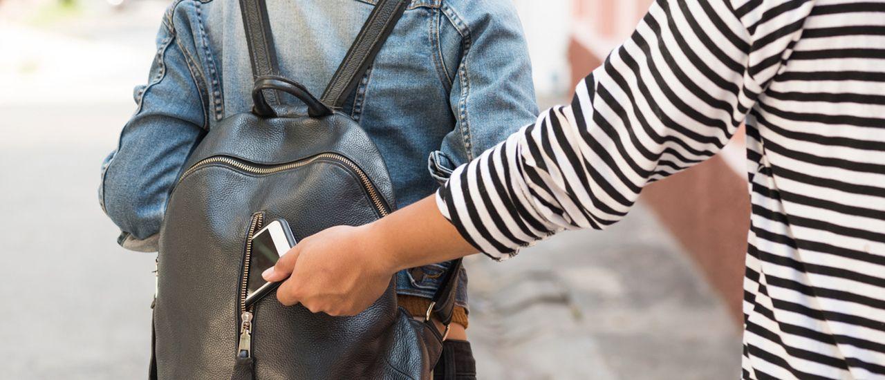 Vol de mobile : les précautions à prendre