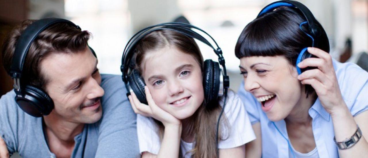 Partagez votre musique en famille avec le streaming