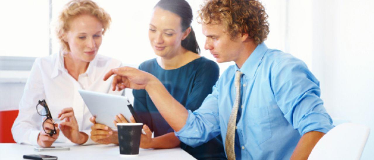 Auto-entrepreneurs : un café numérique pour échanger ?