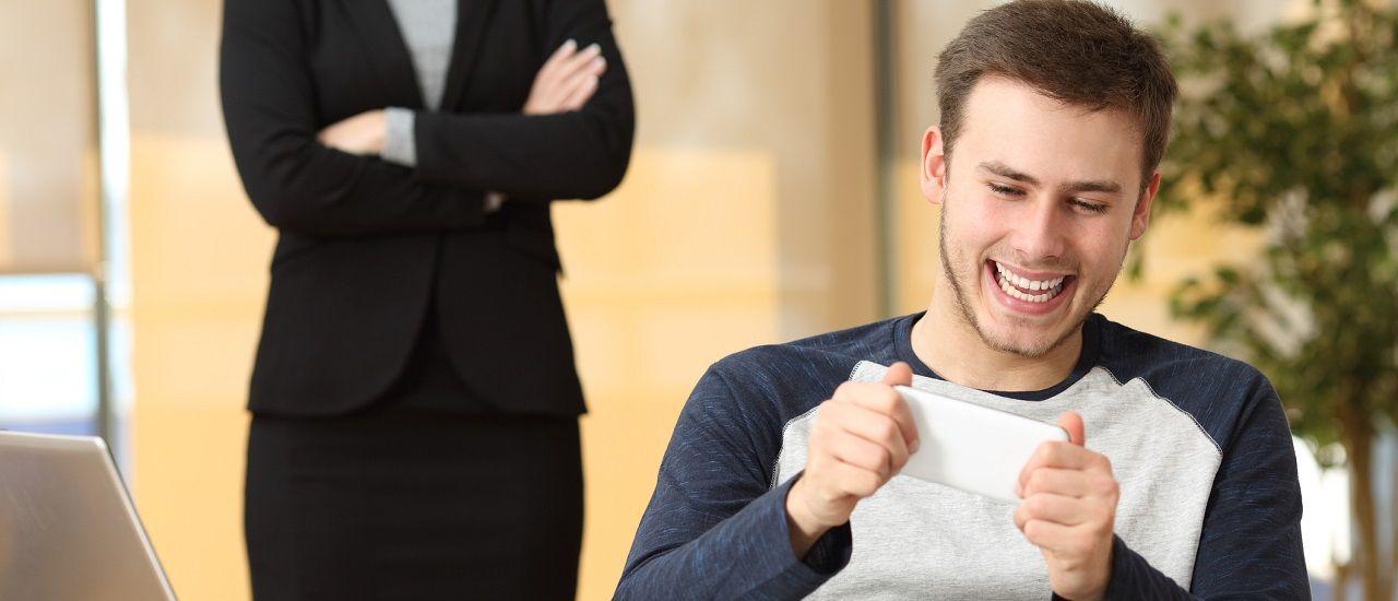 4 applis pour s'aérer l'esprit au bureau