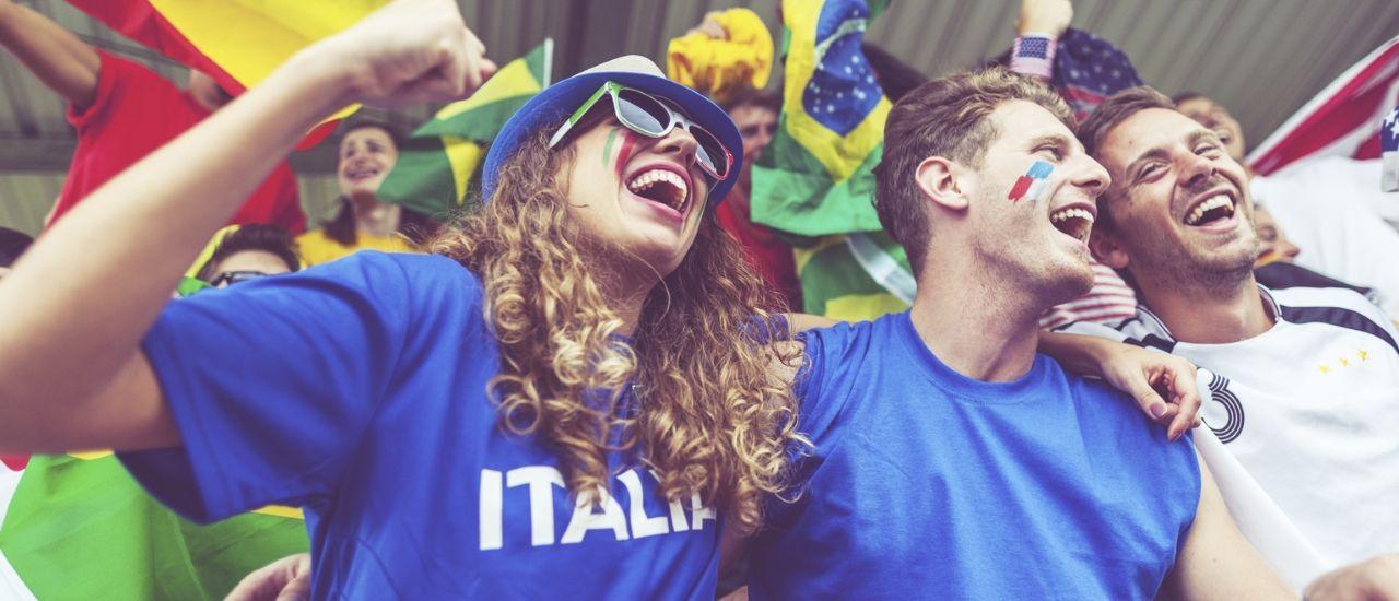 L'Italie frappe fort d'entrée