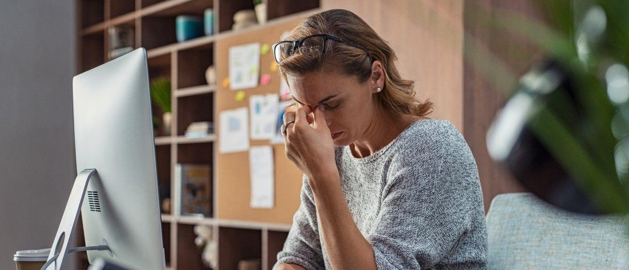 1 patron de PME sur 5 est menacé d'épuisement professionnel