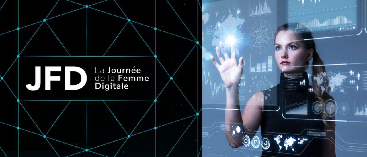 Journée de la Femme Digitale : la passion du digital se conjugue aussi au féminin