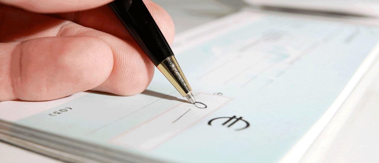 Chèque sans provision : pas de refus de paiement sans information préalable !