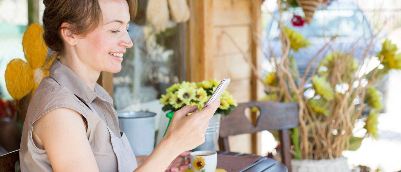 Le SMS, la simplicité au service de la relation client