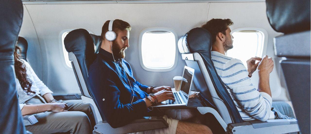 Téléphone et avion : un couple qui bat de l'aile ?