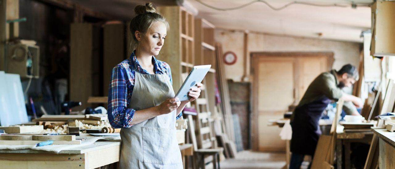 Les nouvelles technologies au service des artisans