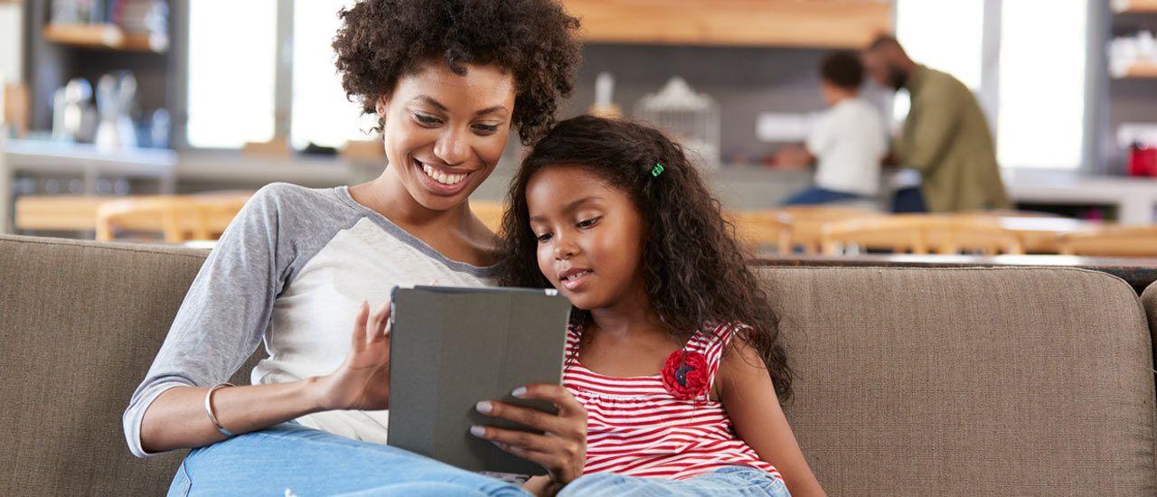 Protégez vos enfants des dangers d'internet