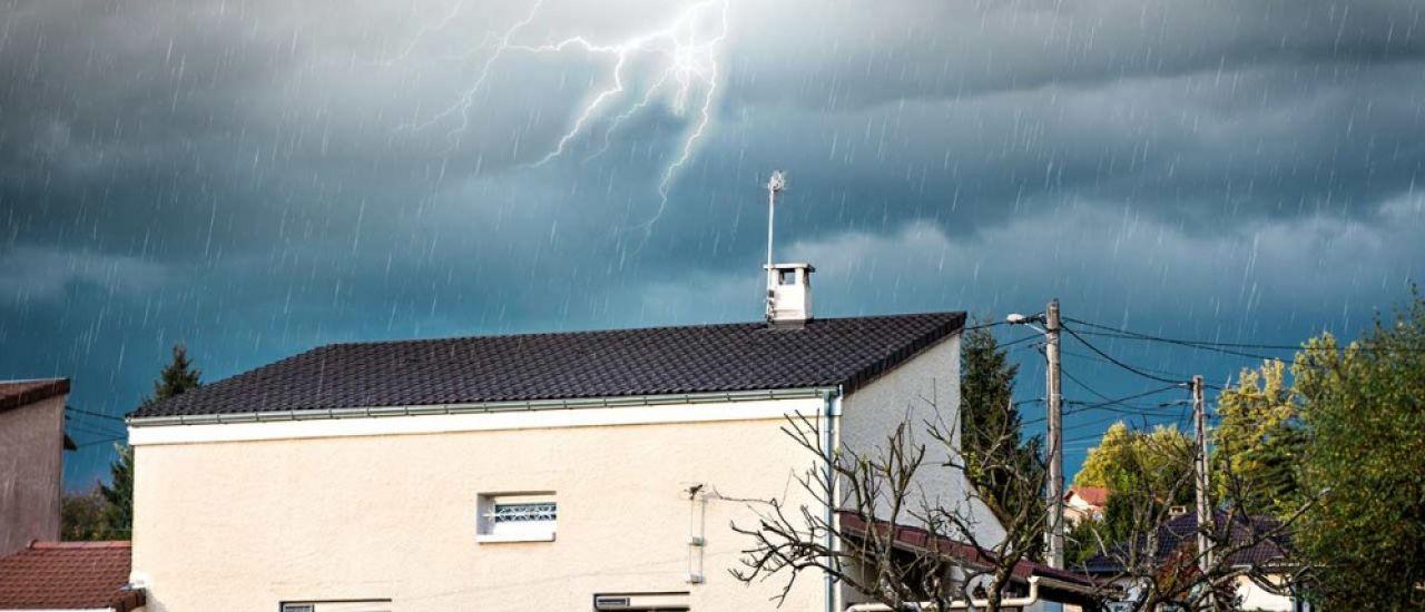 Protéger vos installations des risques liés aux orages