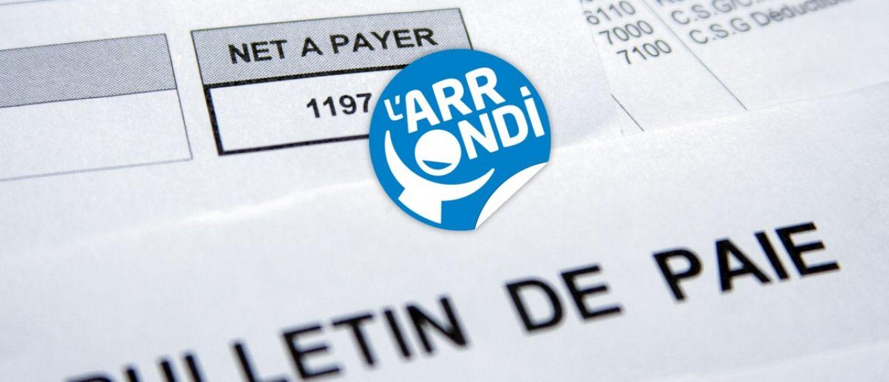 Plus de 1,6million d'euros pour les associations grâce à l'arrondi sur salaire !