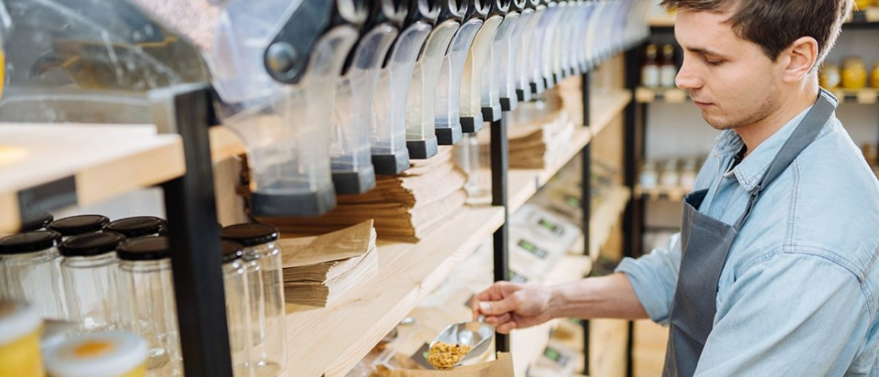 De plus en plus de consommateurs craquent pour le vrac alimentaire