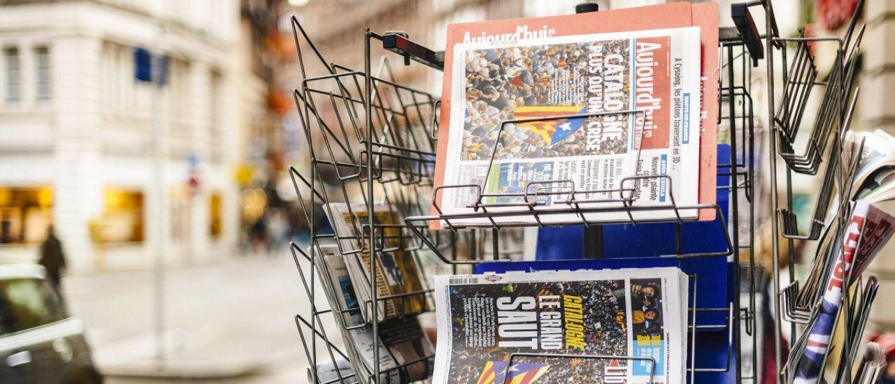 Des réductions d'impôt pour soutien à la presse