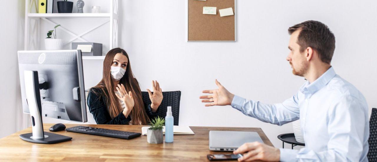Redémarrage des entreprises: des risques sanitaires aux risques psychosociaux
