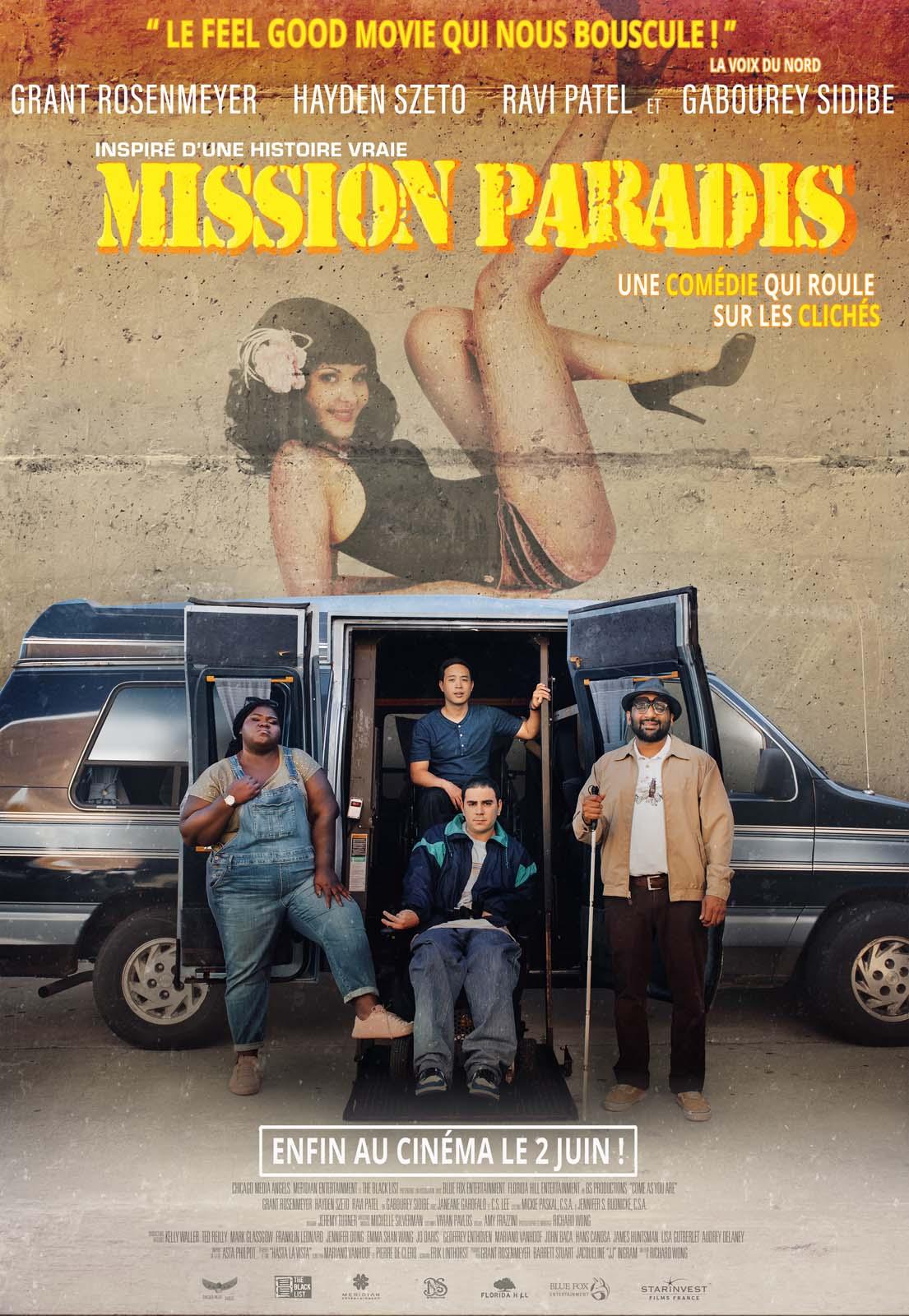 Mission Paradis