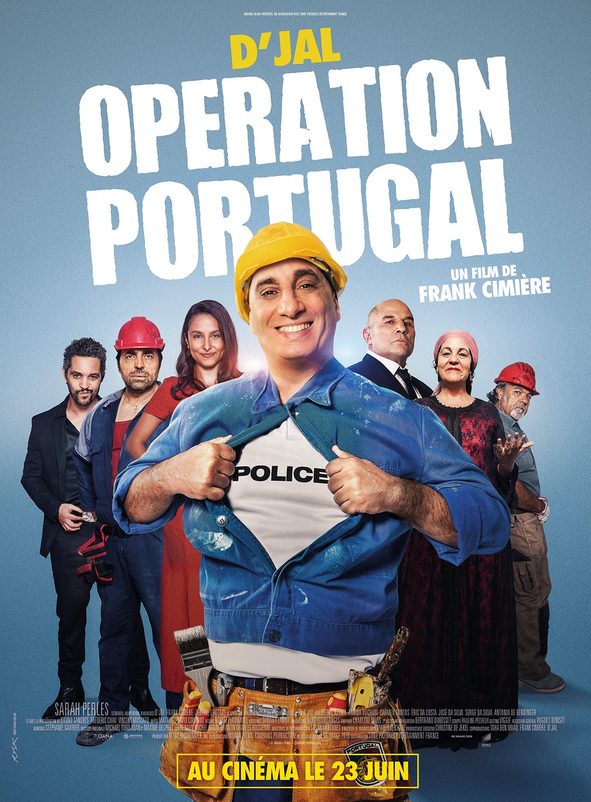 Opération Portugal