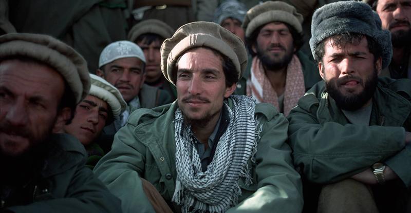 Massoud et le 11 septembre