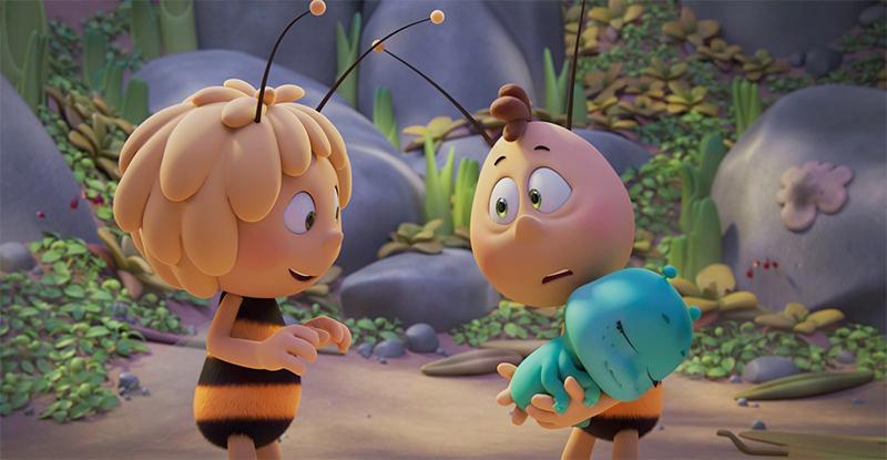 Maya l'abeille 3 : l'œuf d'or